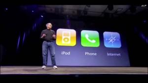 Presentación iPhone, 2007
