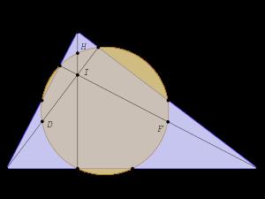 Circunferencia de los nueve puntos