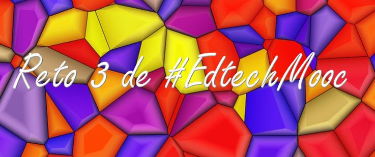 Reto 3 de #EdtechMooc: diseño edtech