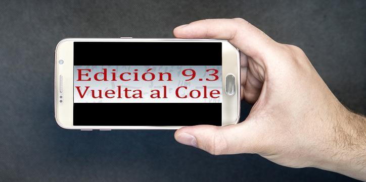 """Carnaval de Matemáticas 9.3 (25-09 al 02-10) """"Vuelta al cole"""""""