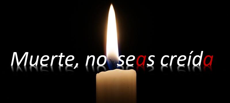 RecreoNaukas 11/10/18: Muerte, no seas creída