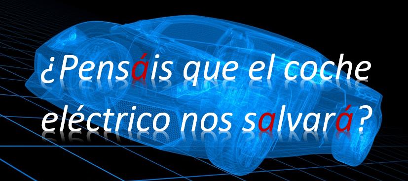 RecreoNaukas 18/10/18: ¿Pensáis que el coche eléctrico nos salvará?
