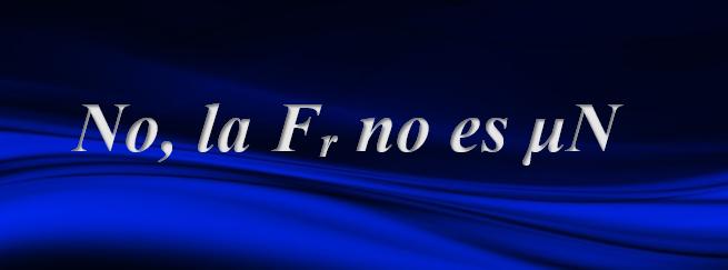 No, la Fr no es μN