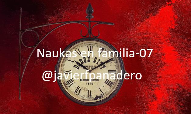 Naukas en familia-07: Aquí no se opina, aquí se mide