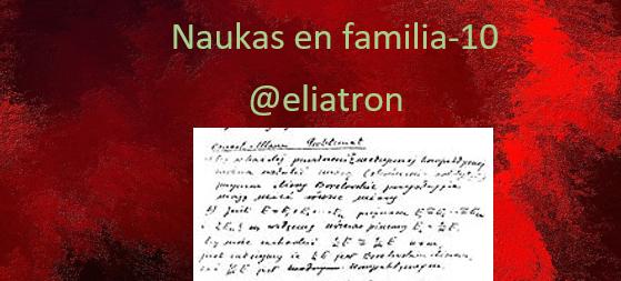 Naukas en familia-10: The Scottish Book