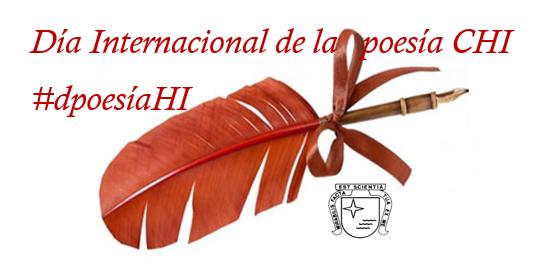 Día Internacional de la   poesía #dpoesíaHI