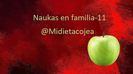Naukas en familia-11: Si Pitágoras fuese nutricionista