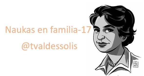 NAUKAS EN FAMILIA-17: Rosalind Franklin sin la parte del ADN